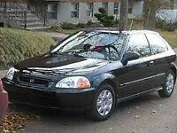 1998 Honda Civic H/B Bicorps
