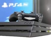 Ps4 pro immaculate condition