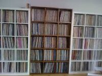 VINYL RECORD COLLECTION FOR SALE, OVER 20,000 SELECTIONS 1$+