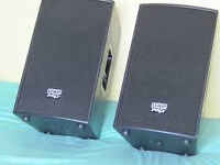 DAP PRO AX 10 LOud Speakers for Theatre, Studio, Home Cinema or PA Use