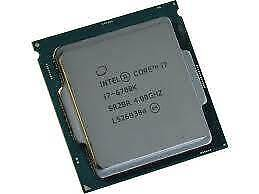 Great condition CPU i7 6700k 4.0Ghz