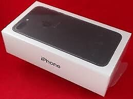 APPLE iPHONE 7 IN SPACE GREY, 32GB, BRAND NEW IN UNOPENED BOX
