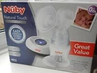 Nuby Natural Touch Digital Breast Pump