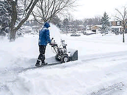 Book your snow removal today!!