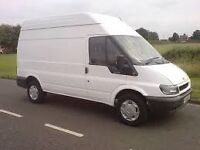NEED HELP MOVING? MAN AND VAN £20 HOUR FREE SLOTS AVAILABLE SAT / SUN