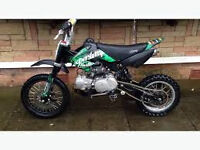 WANTED broken pit bike / pitbike