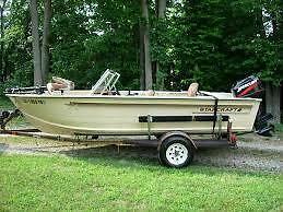 looking for 16-18 ft aluminum boat