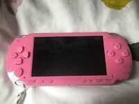 LIMITED EDITION PINK PSP