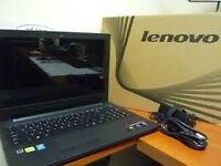 Lenovo 100-15IBD Core i3-5005U 8GB 1TB HDD 15.6 Inch Windows 10 Laptop