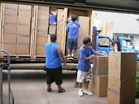 MOVERS WITH AFFORDABLE RATES RITE AWAY MOVE CALL 1-800-766-3084