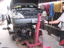 Auto Car(Repair or Swap) Engine, Transmissions, Subframes, Clips
