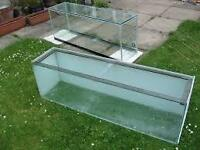 LOOKING FOR FREE FISH TANKS.