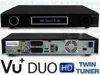 VU+DUO TWIN TUNER 500GB BOXED