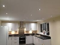 07824 526 686 Qualified Electrician available for domestic & industrial work. All types of work