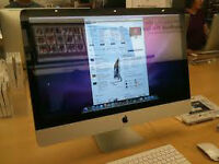 27 INCH IMAC APPLE FOR SALE LIKE NEW CONDITION FOR SALE 949