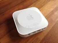 Apple Airport Express 802.11 n WIFI extender, Airplay