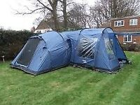 Vango Tigris 800 Tent and loads of accessories