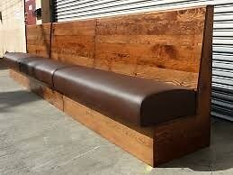 Pub /restaurant/cafe fitted seating