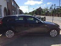 2008 BMW 1 SERIES 5 DOOR HATCHBACK, ,ALLOYS, 6 SPEED, . LONG MOT. NO OFFERS .