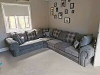HIGH QUALITY NEW VERONA 6 SEATER CORNER SOFA OR 3+2 SEATER AVAILABLE NOW