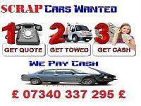 we buy any cars / vans £ CASH BUYER £ DVLA ELV NO MOT SCRAP TRUCKS MPVS MINI BUS LORRIES ATV QUADS