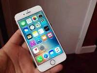 IPhone 6 on 02 64gb great condition