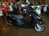 Piaggio fly 50cc, black,2013