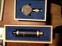 Microphone Blue Rocket stage with 2 capsules!!!