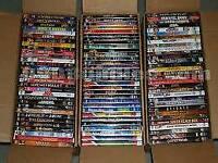 WHOLESALE DVD JOBLOTS X100 OR X200
