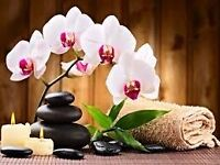 Amazing full massage by Anna