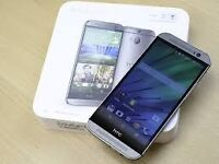 Htc one m8 mint 32gb sale or swp