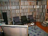 VINYL RECORD COLLECTION FOR SALE, ALL TYPES OF MUSIC