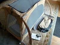 Little life Arc Travel Cot