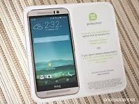 HTC ONE M9 (GOLD,UNLOCKED NETWORK,GOOD CONDITION )