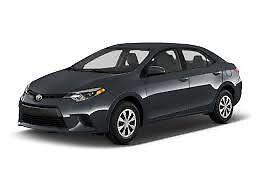 2014 Toyota Corolla CE, 5 SPEED MANUAL