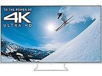 """New 32""""samsung 4K smart tv £220,price is negotiable guaranteed,need quick sale"""