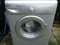 Beko Freestanding washing machine 5kg 1200rpm WMB51221
