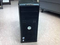 Dell Optiplex 330, Core 2 Duo 8400 3GHz, 4GB RAM, 320GB Hard disk