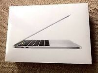 Apple 13-Inch Macbook Pro NEW £1250 Retina Space Grey i5 3.1 GHz, 8 GB RAM, 256 GB SSD