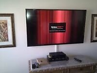 tv mount instillation  40 $