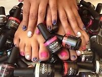January/February Special Offers - Gel Polish £15 or both Fingers and Toes £30 ends 28th Feb