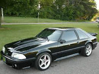 Looking for 1988-93 5.0 mustang for fuel injection swap