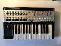 Novation SL25 MKII MIDI USB Keyboard