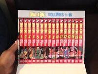 Dragon ball manga Complete