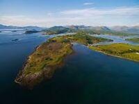 Qualified Lifeguard at the 5 Star Isle of Eriska Hotel - Immediate Start Live-in £20k