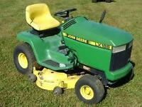 Wanted: John Deere LX188 or LX178 for parts