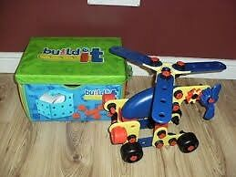 Built it yourself helicopter (kids)