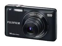 fuji film 14 mega pixel HD Movie camera/video recorder with Fujinon lens