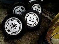 Rare xr2 xr2i alloys set of 5!