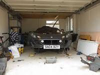 Classic car? DIY car repairs Ramp and garage space for hire